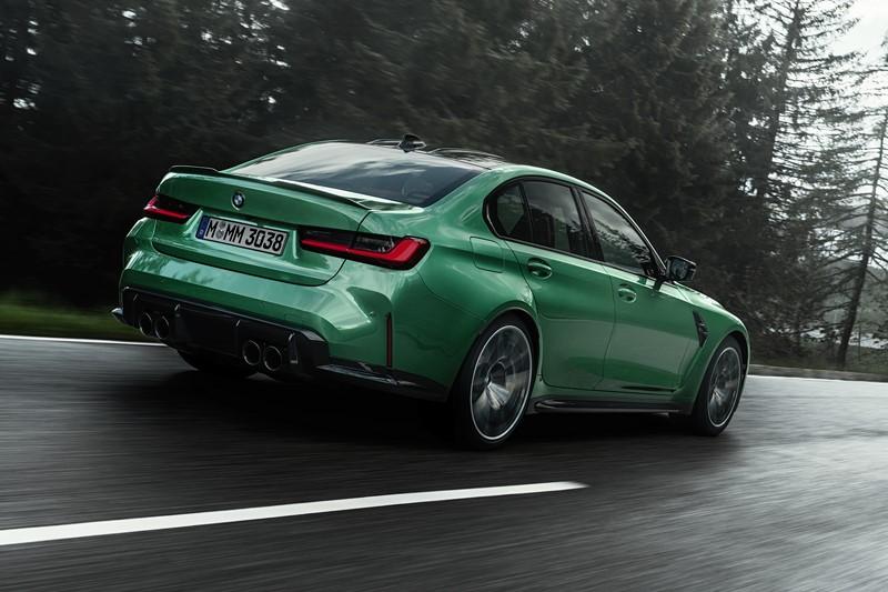 BMW apresenta nova geração da dupla M3 e M4 - Foto: Divulgação/BMW/Garagem 360/ND