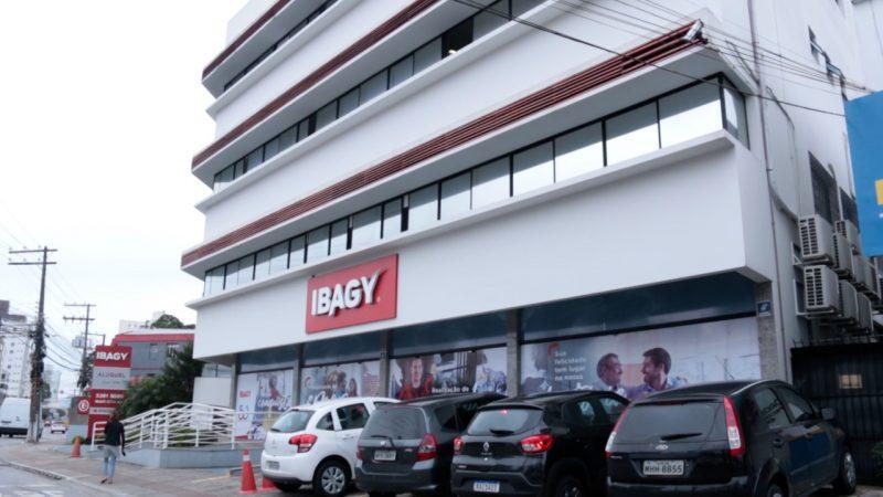Sede atual da Ibagy – Foto/Divulgação: Ibagy
