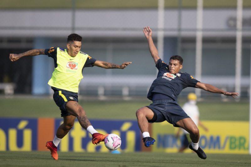 Seleção Brasileira começa a pensar no projeto da próxima Copa do Mundo – Foto: Lucas Figueiredo/CBF