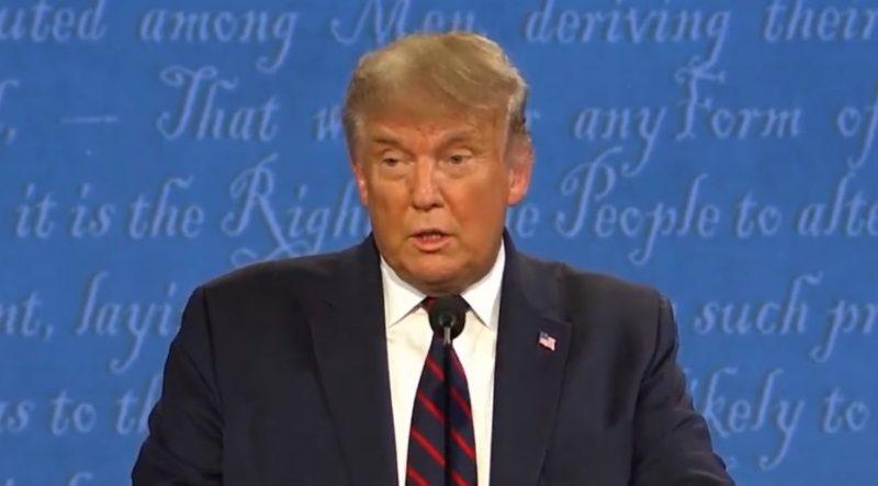 Ex-presidente norte-americano, Donald Trump, será julgado pela segunda vez em processo de impeachment e pode ficar inelegível – Foto: Reprodução/Youtube