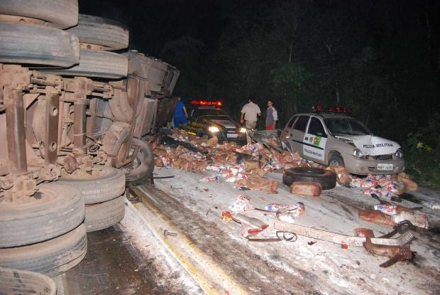 Socorristas, agricultores, motoristas e jornalistas morreram no local – Foto: Agência RBS