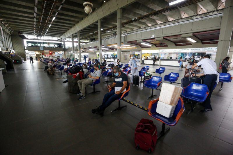 Terminal Rita Maria – Foto: Anderson Coelho/ND