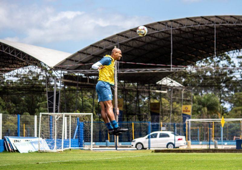 Local dos treinamentos do Avaí será fechado. – Foto: Leandro Boeira/Avaí FCAvaí