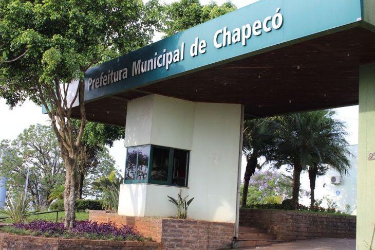 Funcionários da Prefeitura de Chapecó também estão na lista – Foto: Diário do Iguaçu/Arquivo/ND