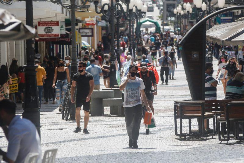 Florianópolis tem casos ativos da Covid-19 em todos os bairros – Foto: Anderson Coelho/Arquivo/ND