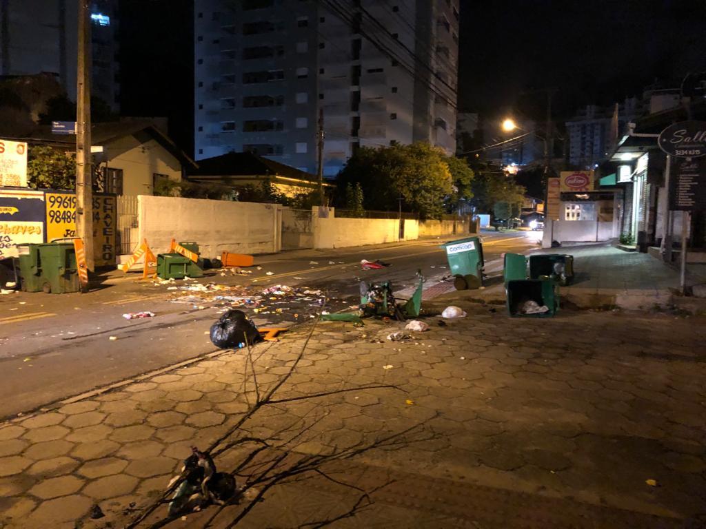 Operação, comunidade, Quilombo, Tiros, ambulância - Divulgação/PMSC/ND
