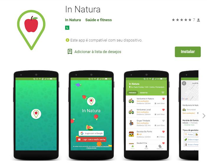 Aplicativo é gratuito e colaborativo, com possibilidade de usuários poderem cadastrar novos pontos de venda – Foto: Divulgação/ND