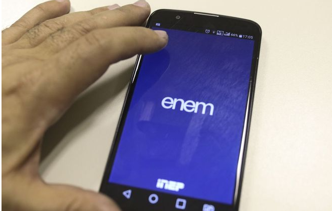 Enem digital será aplicado neste domingo (31)