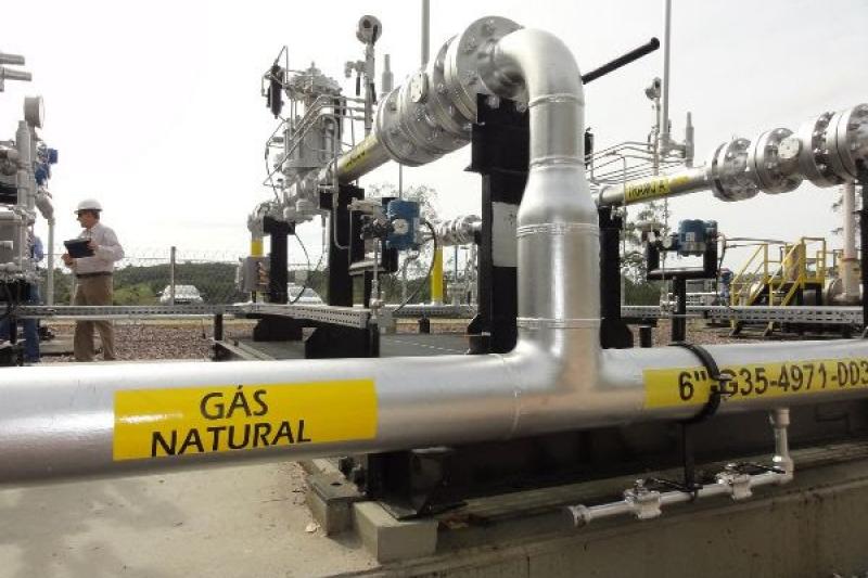 Gás natural vai aumentar a partir de 1º de maio para as distribuidoras – Foto: Divulgação/ND