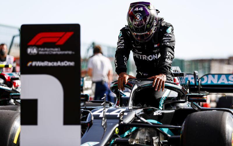 Opinião: Lewis Hamilton é o maior nome da história da Fórmula 1 - Divulgação/Mercedes-AMG F1