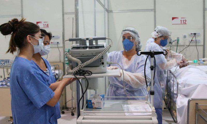 Contratação de médicos sem revalida é liberada em Chapecó. – Foto: Rovena Rosa/Agência Brasil/ND
