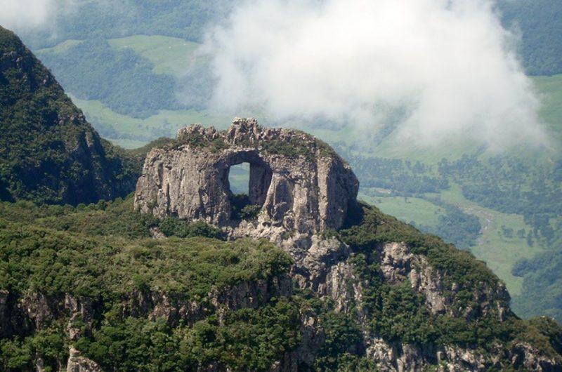 Parque estadual São Joaquim pode ter seu traçado e seu nome alterado caso projeto de lei for aprovado – Foto: Divulgação/ICMBio/ND