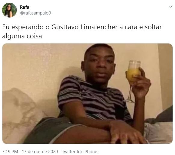 Internautas não esconderam as expectativas - Reprodução Twitter/Divulgação ND