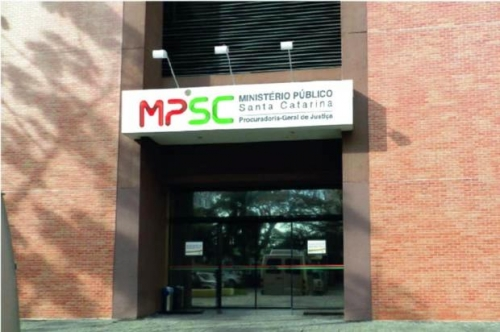 Ministério Público de Santa Catarina . – Foto: Divulgação