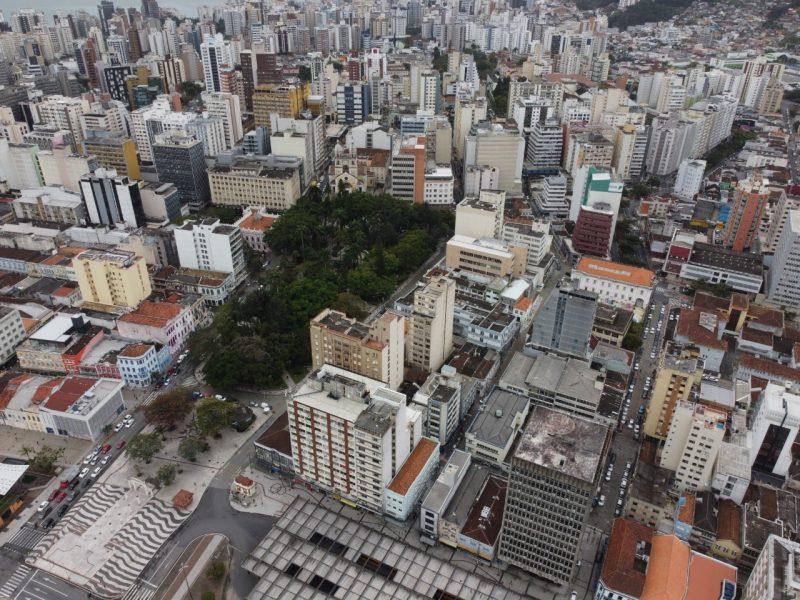 Prefeitura de Florianópolis quer imóvel na área central para instalação do restaurante popular – Foto: Anderson Coelho/ND