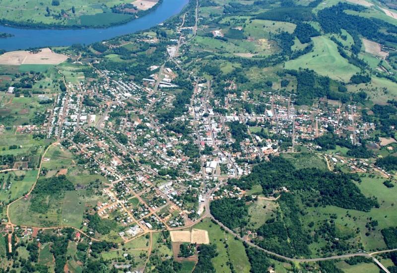 Crime ocorreu no município de Caibi – Foto: Jornal Regional