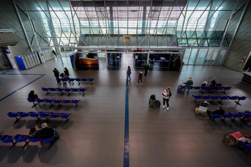 Justiça negou a redução de aluguel para comerciantes do Terminal Rodoviário Rita Maria, em Florianópolis – Foto: Ricardo Wolffenbüttel/Divulgação/ND