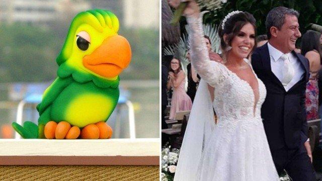 Casamento do intérprete do Louro José chegou ao fim há um mês – Foto: Reprodução/Instagram