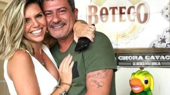 Tom Veiga, intérprete do Louro José, terminou o casamento com a empresária Cybelle Hermínio – Foto: Reprodução Instagram