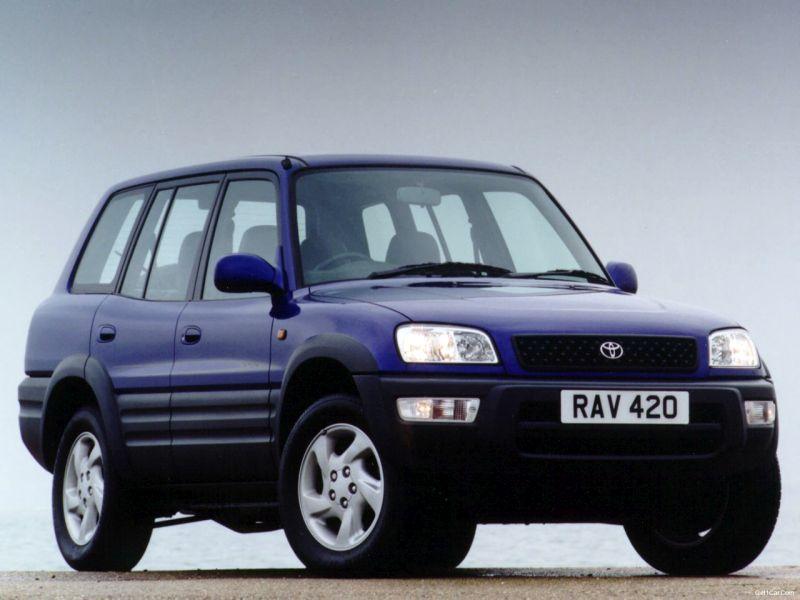 Recall da Toyota convoca RAV4 por problema no airbag - Divulgação/Toyota