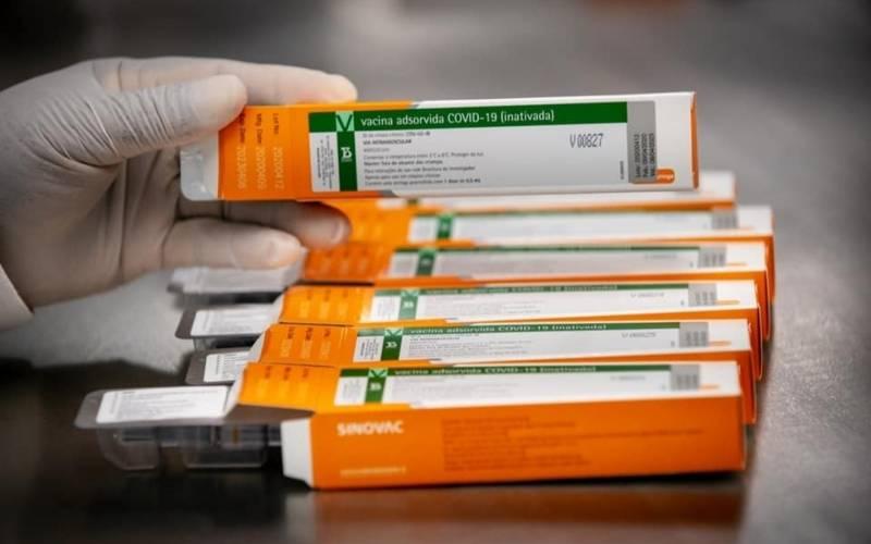 Coronavac é primeira vacina a chegar ao Estado – Foto: Divulgação/Instituto Butantan