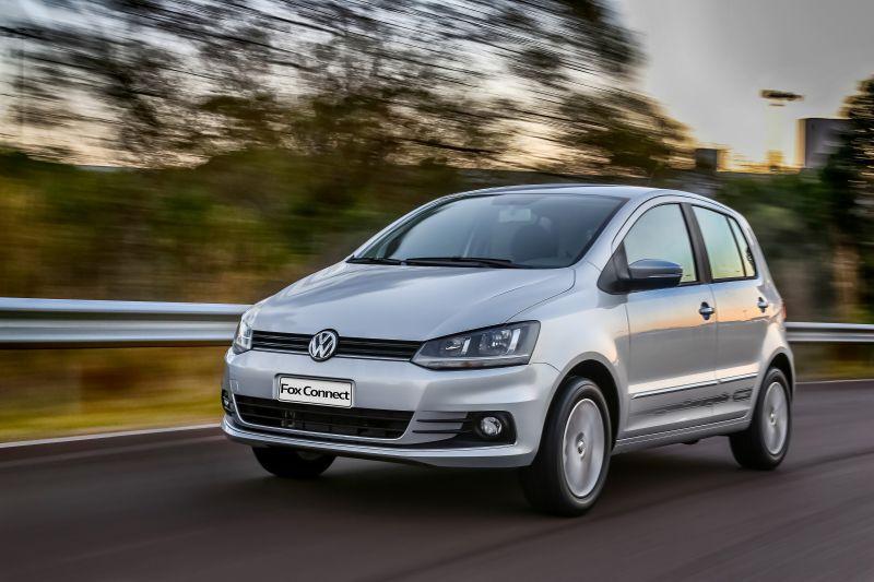 Levantamento mostra que VW Fox foi o veículo usado mais negociado na internet - Divulgação/VW