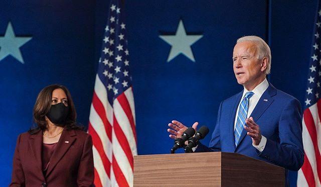 Joe Biden está próximo da vitória nos Estados Unidos – Foto: Reprodução/Instagram