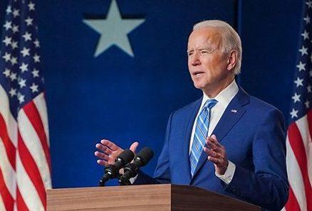 Com o andamento da apuração já avançada, vitória de Biden foi confirmada no último domingo. Votos ainda são contados – Foto: Reprodução/Instagram