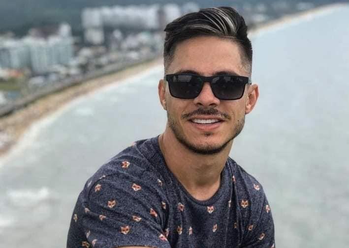 Emerson dos Santos estava desaparecido desde sexta-feira (13), em Navegantes. – Foto: Reprodução/Facebook