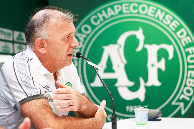 Paulo Ricardo Magro continua como presidente do Conselho de Administração da Chapecoense – Foto: Márcio Cunha/Chapecoense/ND