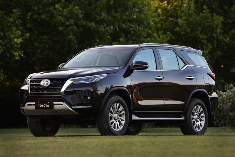 Renovado e mais potente, Toyota SW4 2021 pode custar até R$ 314.790 - Divulgação/Toyota
