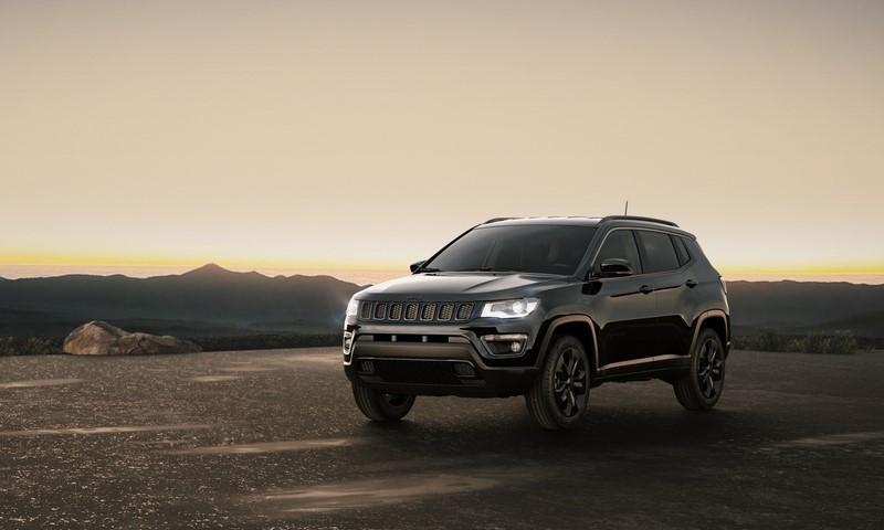 9- Jeep Compass: 6.161 unidades - Foto: Divulgação/Jeep/Garagem 360/ND