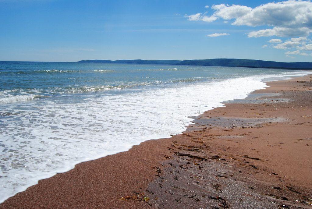 Cabot Beach, Canadá - NSPaul on Visual hunt / CC BY - NSPaul on Visual hunt / CC BY/Rota de Férias/ND