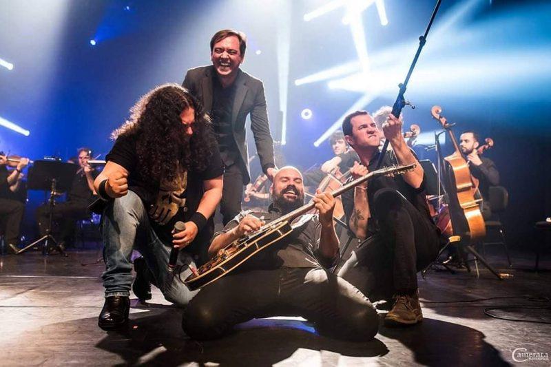 Rock'n Camerata fará exibição no dia do aniversário da UFSC, 18 de dezembro – Foto: Reprodução/Instagram