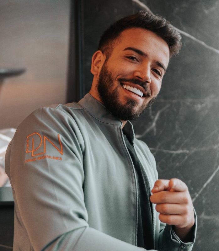 Renato Ramos, gerente comercial da De Lara Nau Odontologia e Estética – Foto: Divulgação