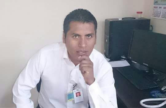 Alex Richard Quispe Garcia: era auxiliar de voo do avião da LaMia. – Foto: Arquivo Pessoal