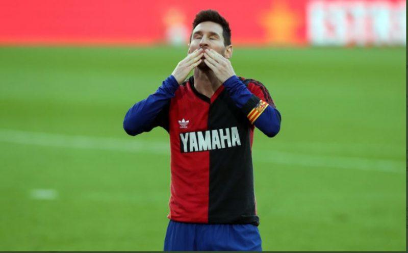 Lionel Messi virou dor de cabeça para o técnico do Barcelona – Foto: FC Barcelona/divulgação