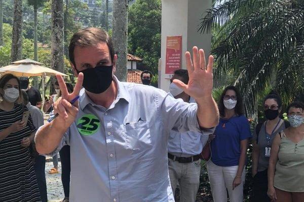 Eduardo Paes foi eleito no Rio de Janeiro – Foto: Monique Arruda/Metrópoles