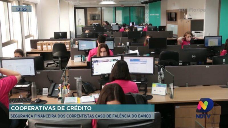 Equipe do Sicoob Advocacia, a cooperativa de crédito específica para os advogados de Santa Catarina – Foto /Reprodução NDTV