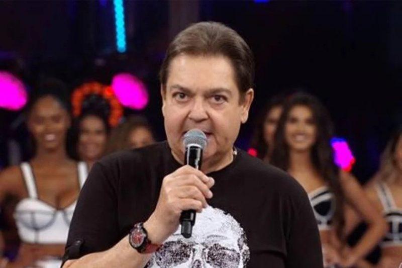 Faustão vai deixar a Globo no fim de 2021.Faustão apresenta seu programa dominical desde março de 1989 – Foto: Divulgação/ND