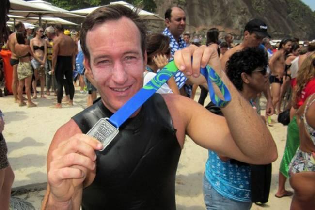 Guilherme Van der Laars: o produtor esportivo tinha 43 anos e era produtor esportivo da TV Globo. Fazia parte da equipe do programa Esporte Espetacular para qual faria a cobertura da final. – Foto: Arquivo Pessoal