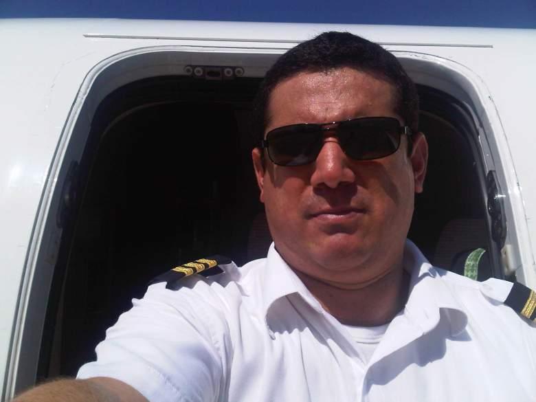 Gustavo Encina: era representante da companhia aérea LaMia – Foto: Arquivo Pessoal