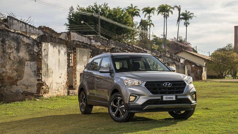 Black Friday da Webmotors dará Hyundai Creta para quem acertar o valor do carro - Divulgação/Hyundai
