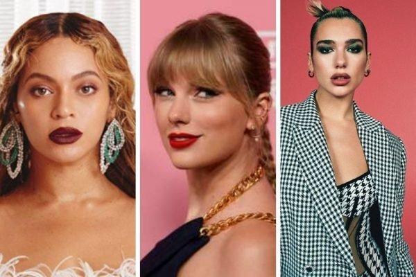 Mulheres lideram as indicações ao Grammy 2021. – Foto: Reprodução/Metrópoles