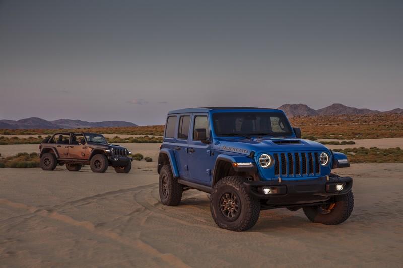 Jeep confirma produção do Wrangler V8 nos EUA - Divulgação/FCA