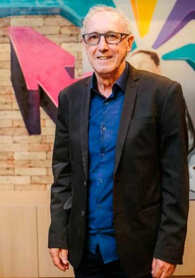 """José Nazareno Vieira é o fundador e presidente do Instituto Mapa, que contratou a pesquisa de boca de urna para as quatro cidades de SC &#8211; Foto: Divulgação/ND<span style=""""font-family: Merriweather, sans-serif; font-size: 20px;"""">.</span>"""