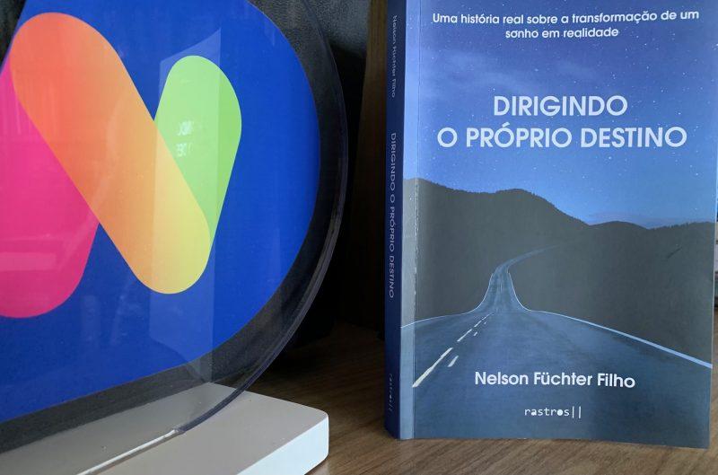 Livro é mais um documento histórico sobre a colonização alemã – Foto: Moacir Pereira