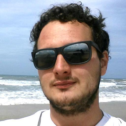 Laion Espíndola: o jornalista de 29 anos era setorista da Chapecoense no GloboEsporte.com em Santa Catarina. – Foto: Arquivo Pessoal