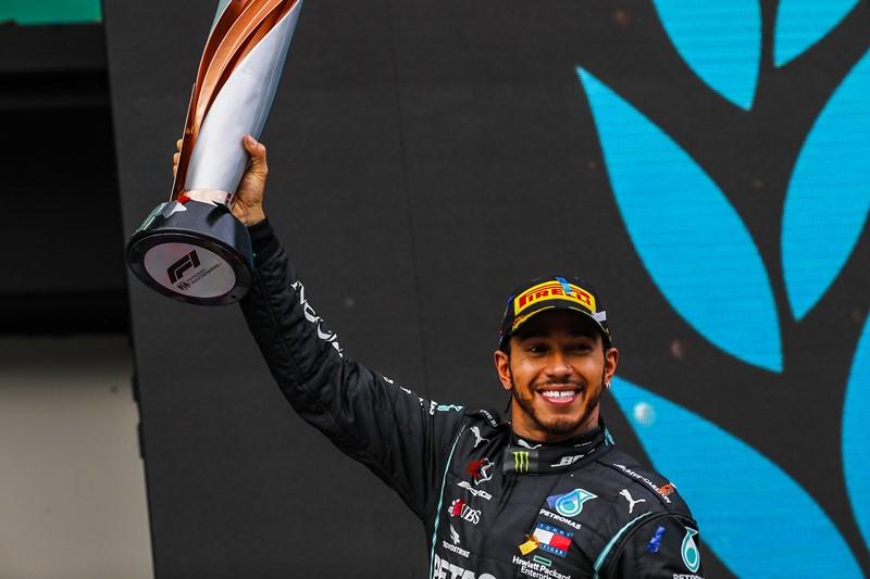 Opinião: Lewis Hamilton vence GP da Turquia, conquista hepta e faz história mais uma vez - Divulgação/Mercedes-AMG F1