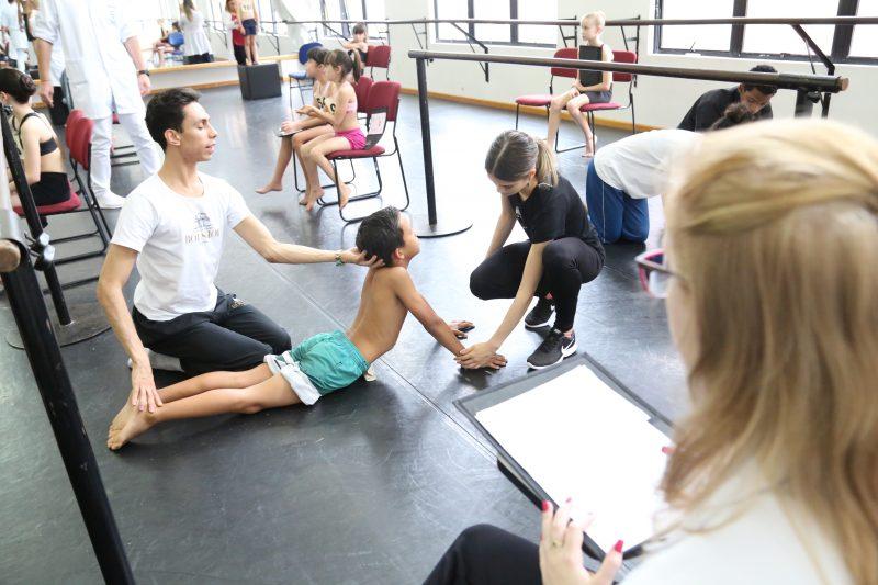 Bolshoi seleciona novos alunos
